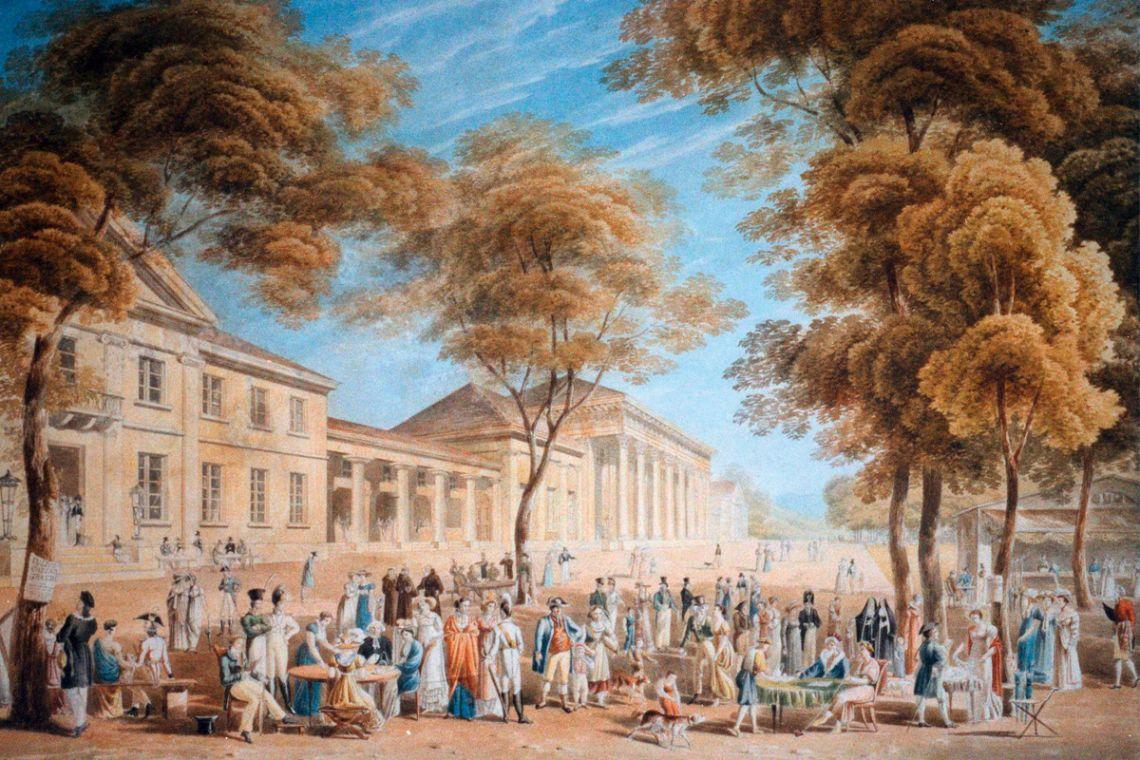 History of Baden-Baden   Baden-Baden EN