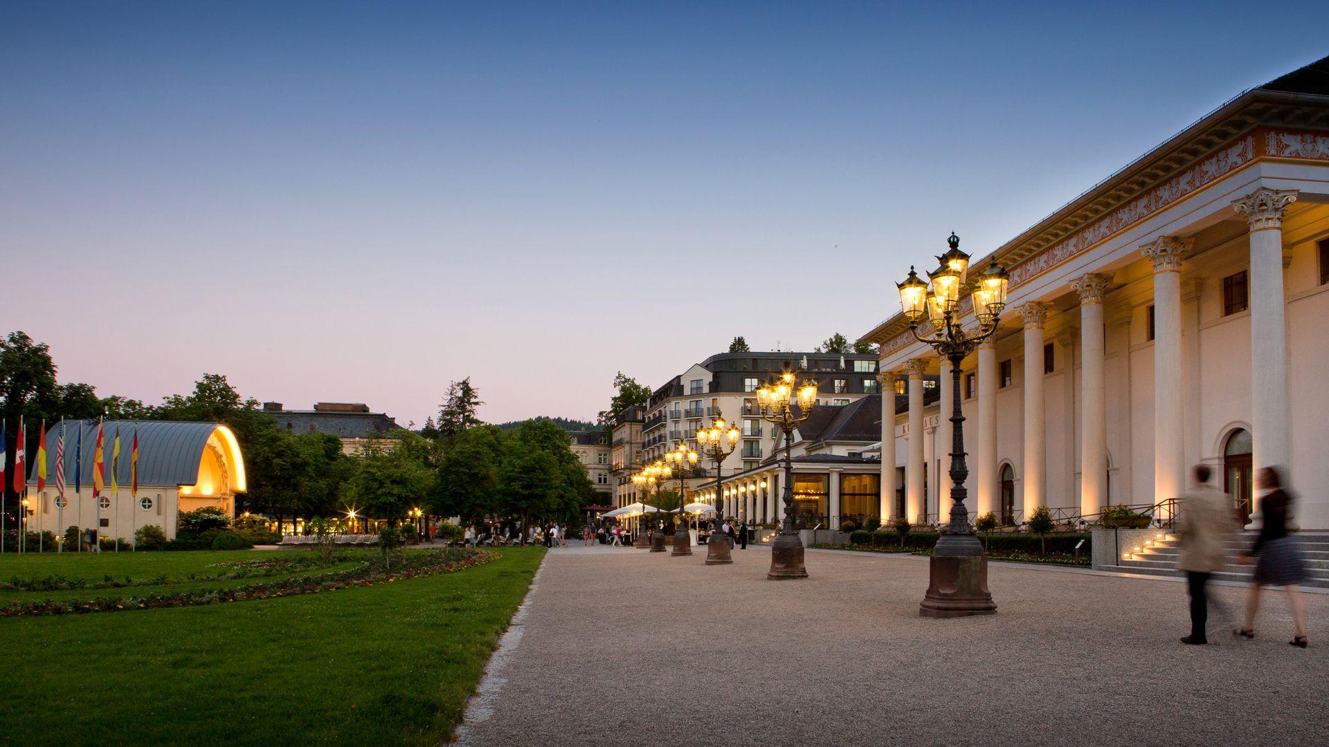 Entfernung Baden Baden Karlsruhe