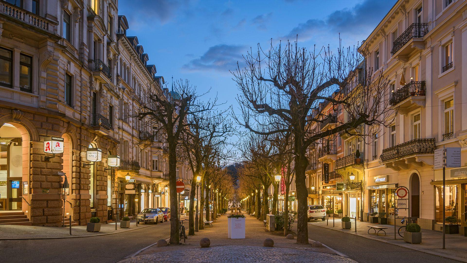 Baden-Baden Innenstadt