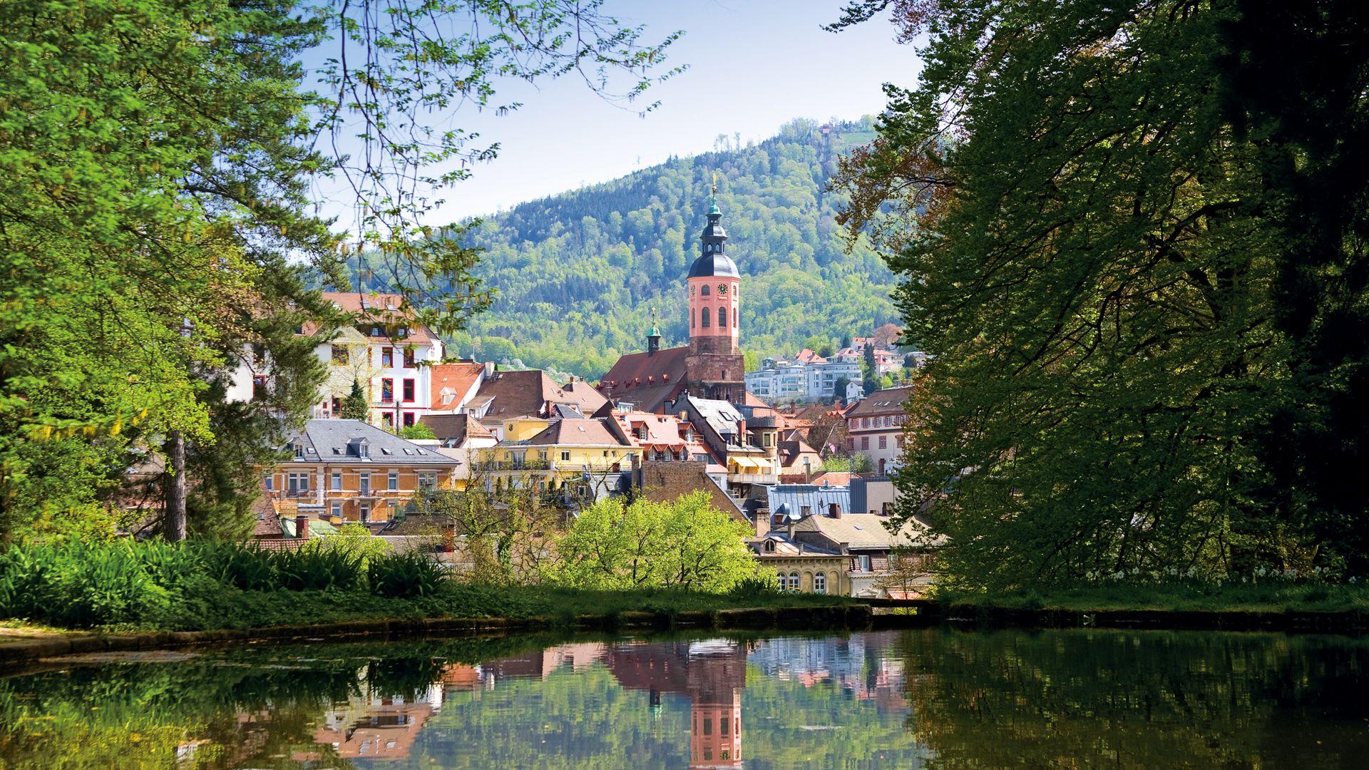 Wo Baden-Baden