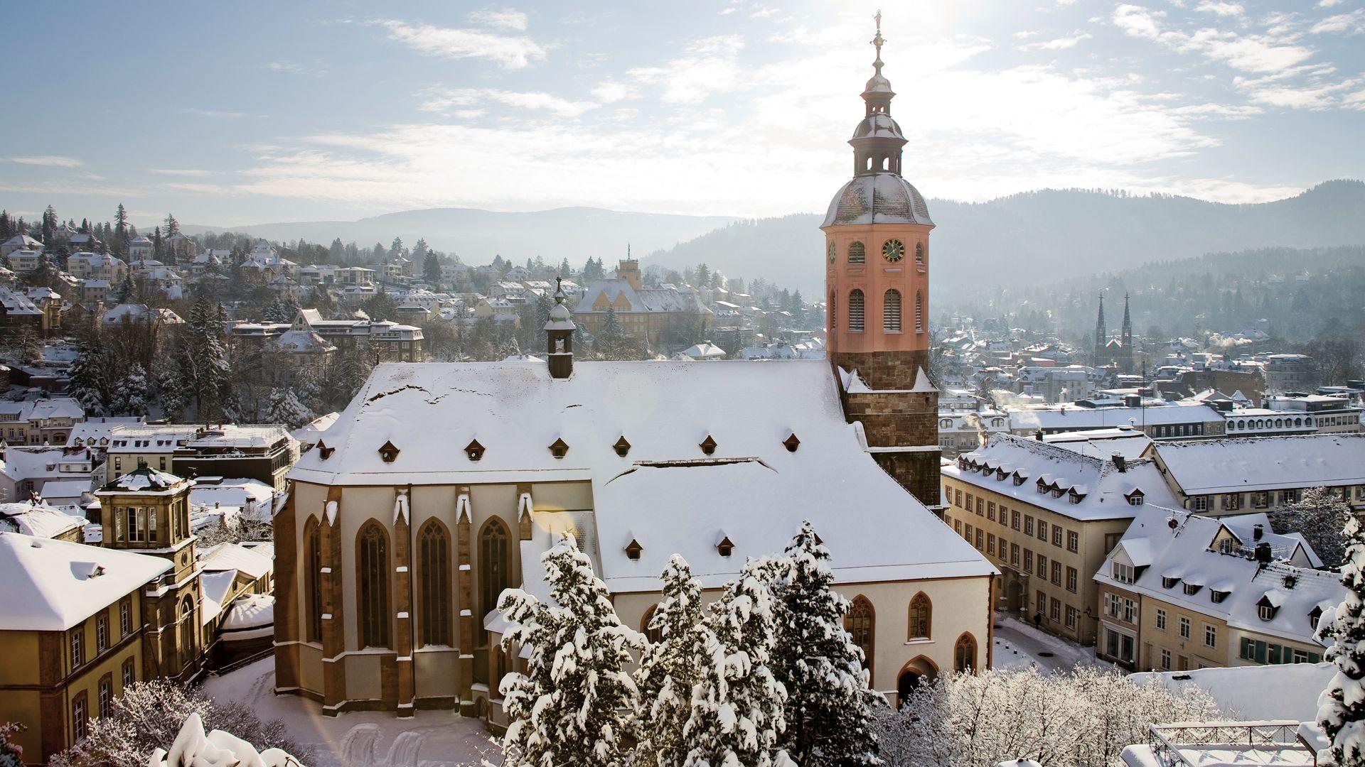 Sehenswürdigkeiten Baden-Baden