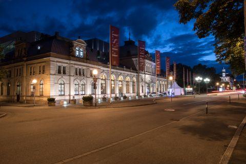 Festspielhaus Baden Baden Corona