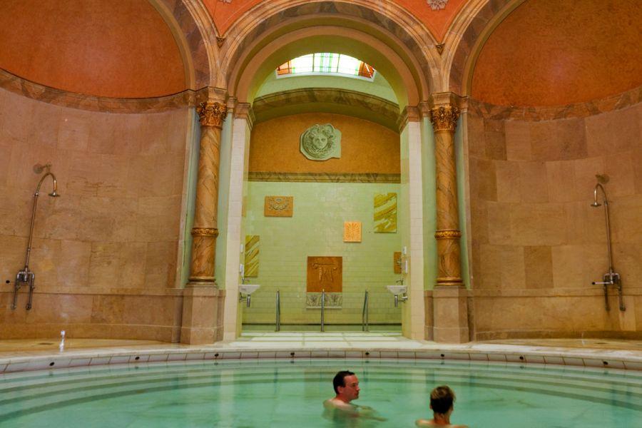 Thermal Baths Baden Baden En