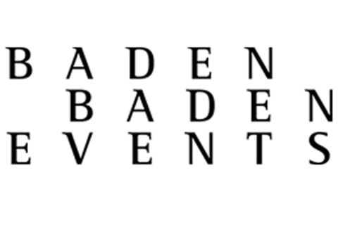 Baden-Baden Events Logo