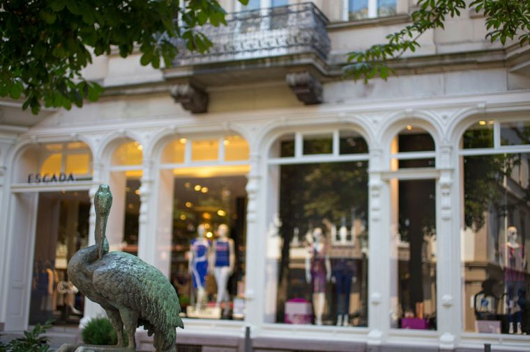Shopping in Baden-Baden