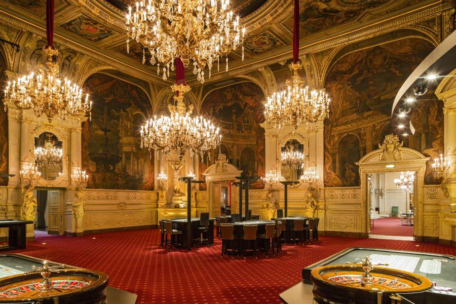 Entertainment Dinner Casino Baden