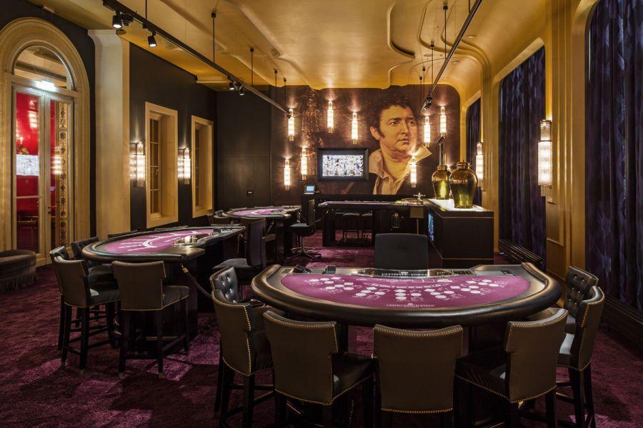 Play poker in Baden-Baden in