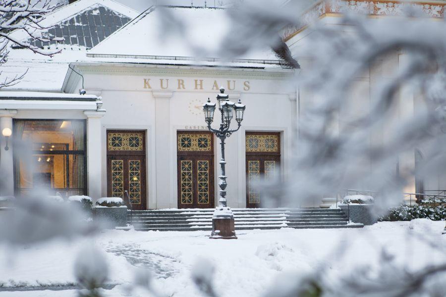 Baden Baden Winter
