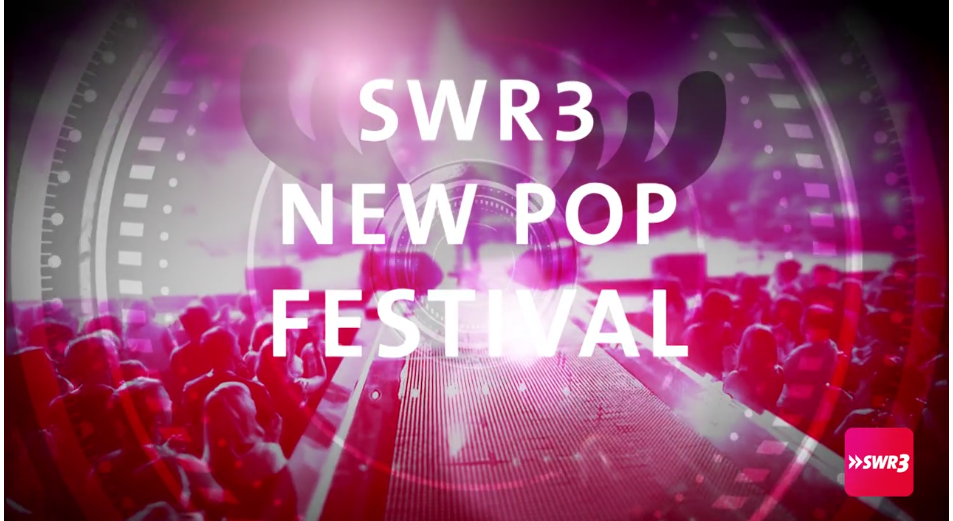 AFTERMOVIE zum SWR3 New Pop Festival 2018