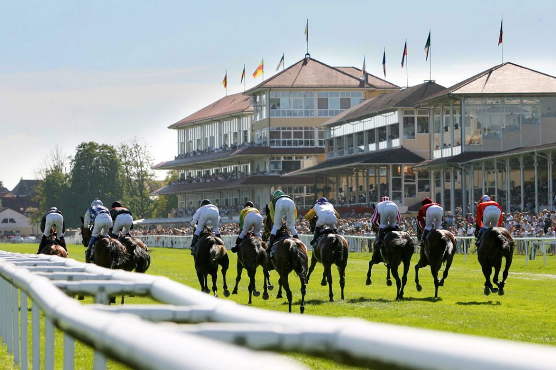 Pferderennen Baden Baden