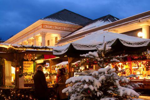 Baden-Baden Weihnachtsmarkt Programm